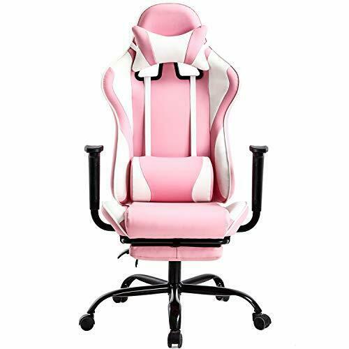 Компьютерное игровое кресло, эргономичное офисное кресло с высокой спинкой, из искусственной кожи, для гонок, с подставкой для ног