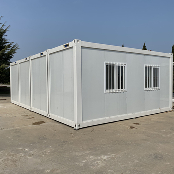 40 Hq Build Your Own Gym 40ft Luxury Mini Garden Container House