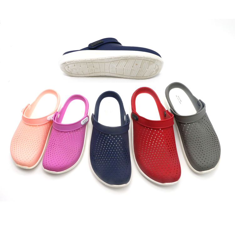 Men Clogs Shoes Eva Summer Clogs Garden Slipper Chef Shoes Clogs