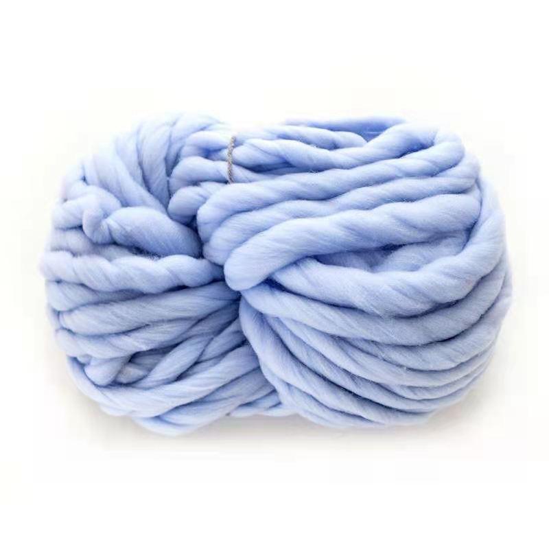 Icelandic  yarn big thick scarf yarn DIY thick yarn wholesale