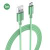 1m الأخضر ل مايكرو USB