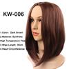 KW-006 marrón oscuro