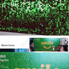 الأخضر الداكن