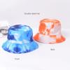 blue/orange hat