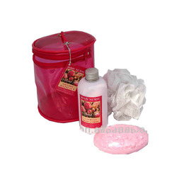 Набор увлажняющего разглаживающего пенного мыла для ванной, 200 мл