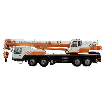 ZOOMLION 55 ton Direct Sale 50 Ton Truck Crane Mobile Cranes Truck Mounted Crane ZTC551V