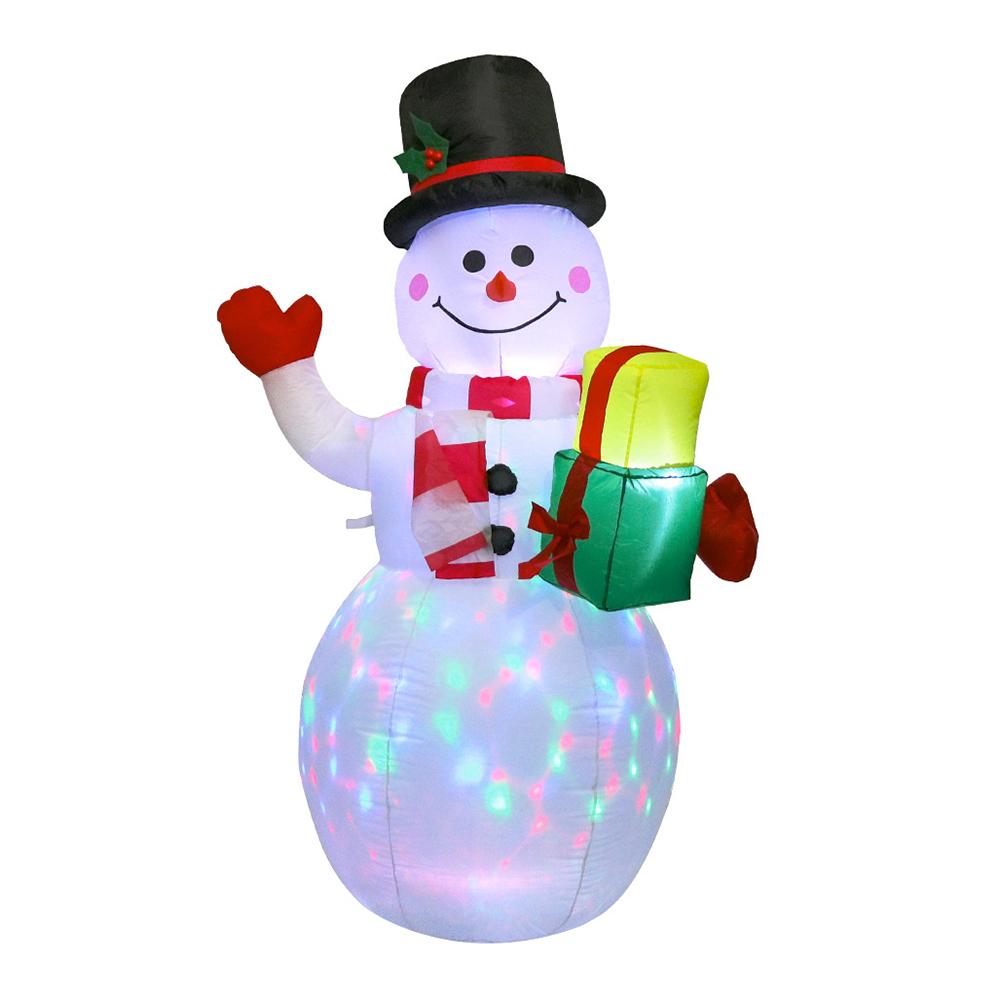 Snowman 謹慎
