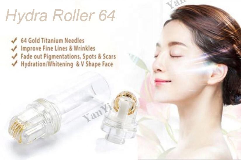 Лидер продаж, титановый гидравлический ролик YanYi 64 20 игл