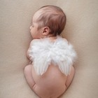 Handmade festival baby butterfly fairy feather angel wings
