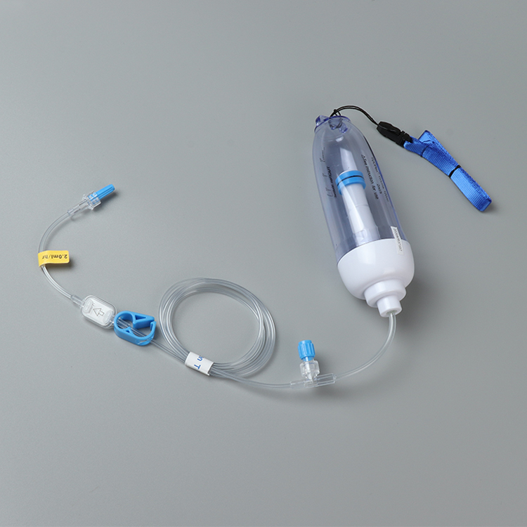 Medical Disposable IV Infusion Pump with PCA and CBI