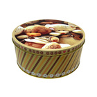 Biscuit Factory Direct Price Cookie Biscuit Packaging Tin Box