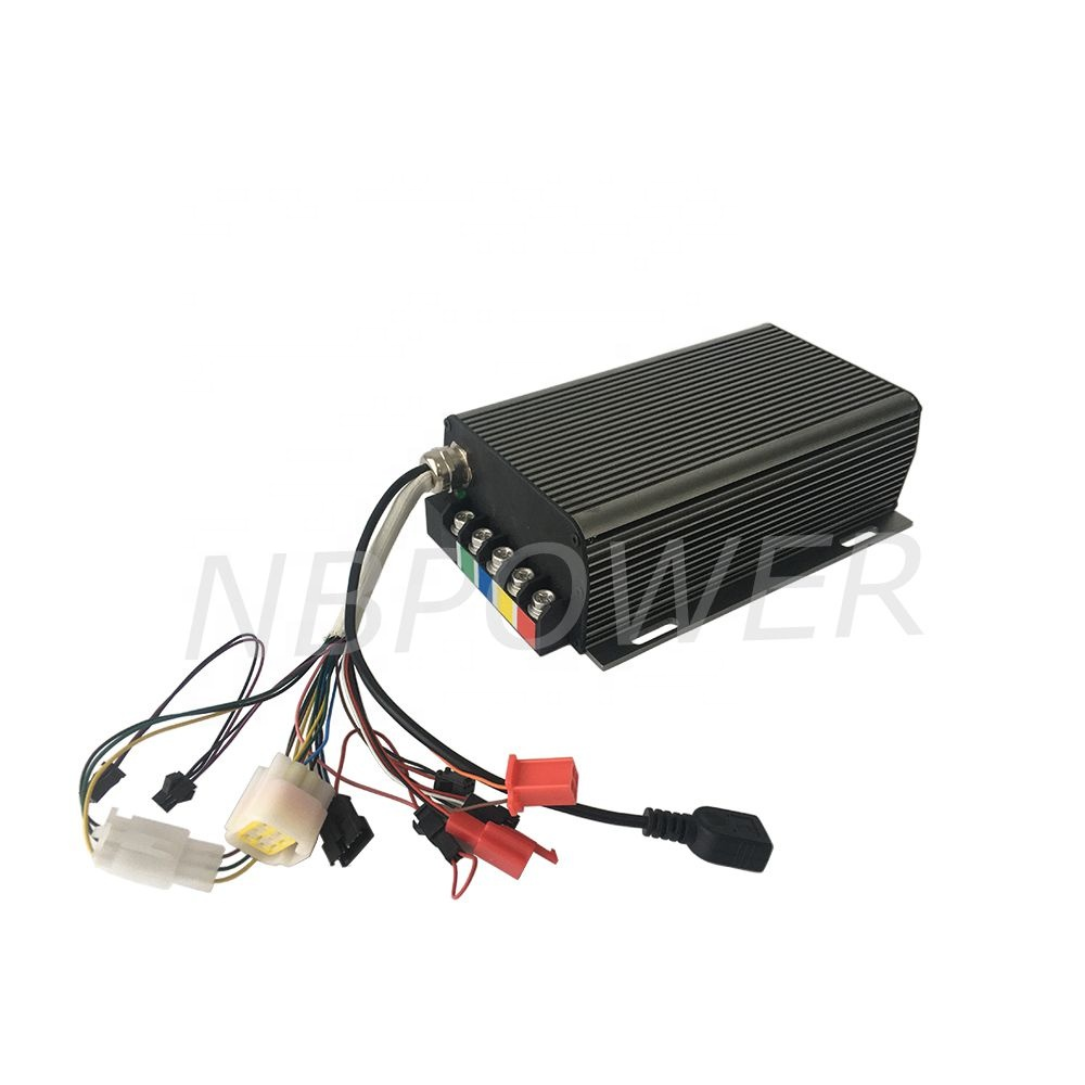 72v 5000w 20X4.0 electric bicycle brushless hub motor ebike conversion kit with KENDA tyre
