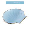 saucer dish(blue)
