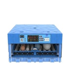 Automatic incubator small household 64 128 192 256 pcs warm cube chicken duck goose intelligent egg incubator