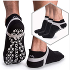 wholesale men yoga gym dance sport exercise cotton non slip massage fitness yoga socks