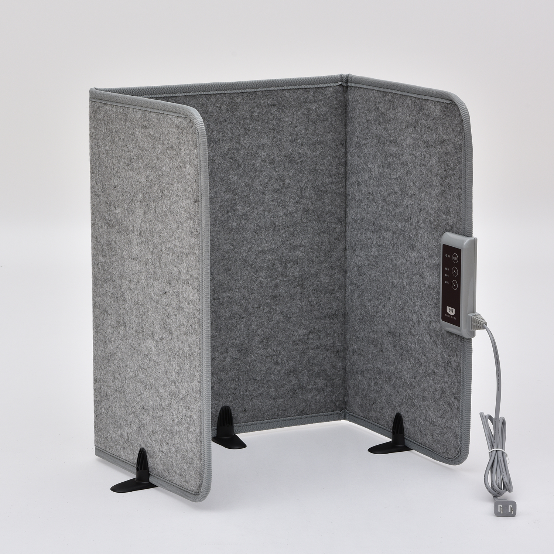 CE Temperature controlled far infrar heater electric panel heater
