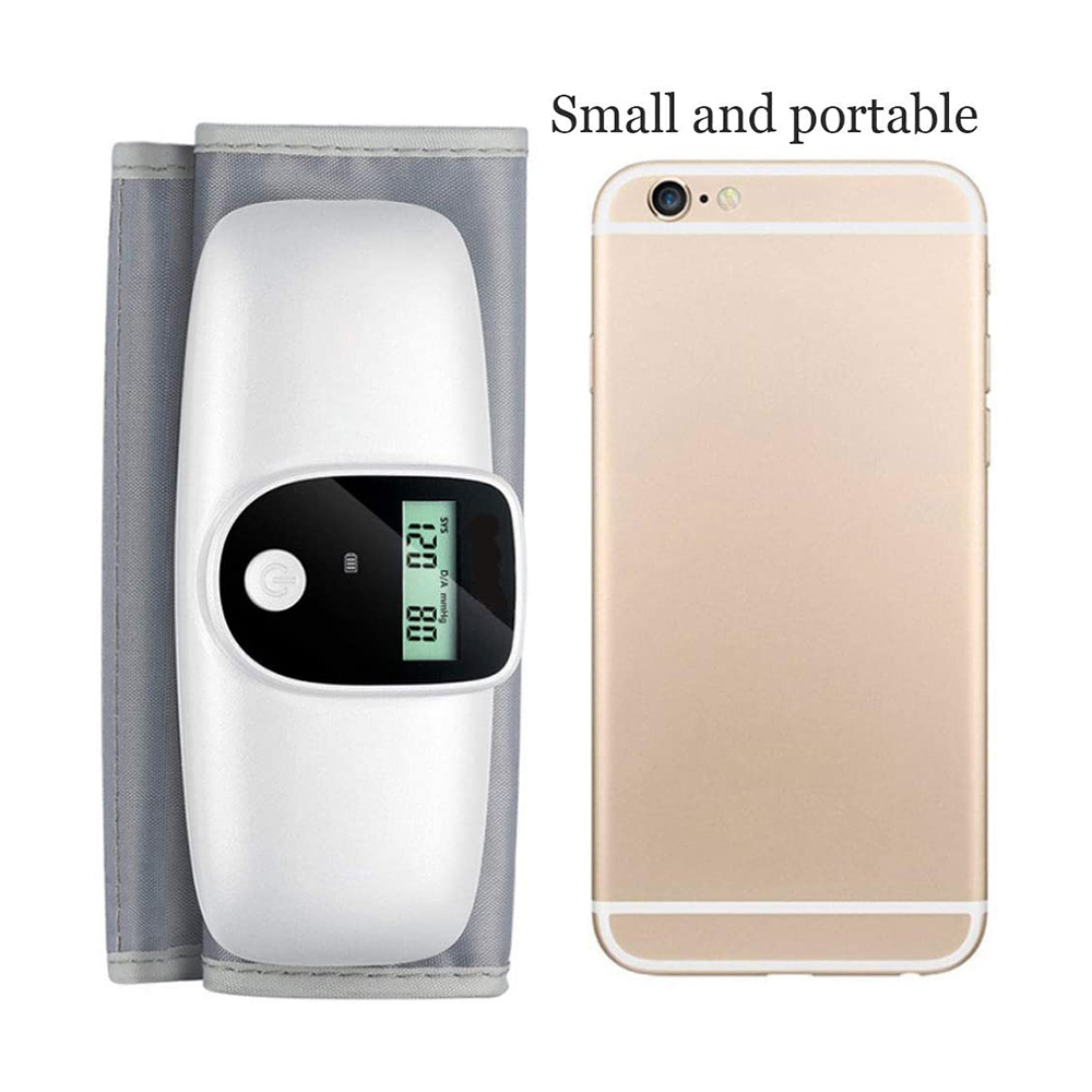 2021 NEW Digital Upper Arm Bp Meter Machine Blood Pressure Monitor Sphygmomanometer With Cuff automatic bp cuff