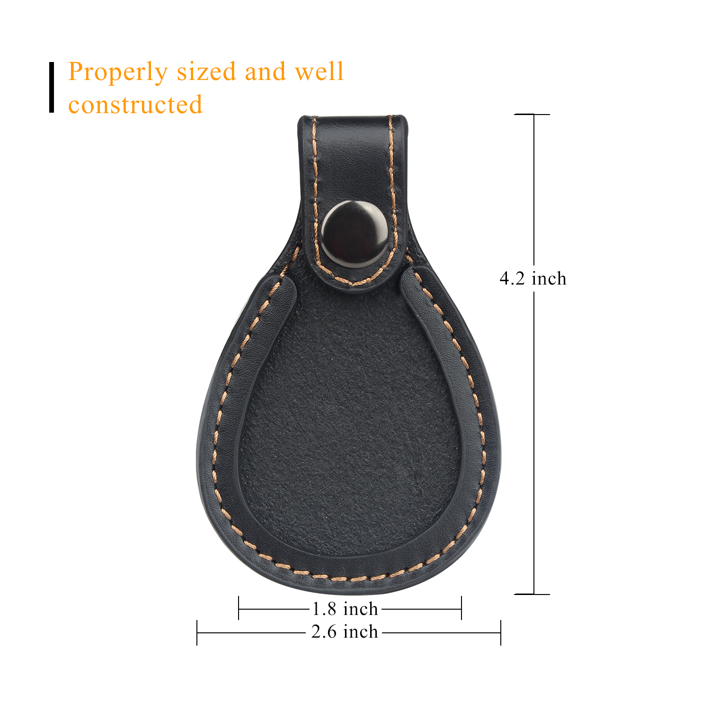 Защитный коврик для пальцев ног из натуральной кожи, аксессуары для охоты, подставка для ствола ружья