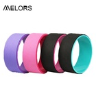 Melors Sports Rollers Fitness Exercise Foam Roller Soft Half Total Gym Stretching Gymnastics Abdominal Muscle Sport Yoga Wheel