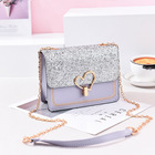Mini Girls Design Bags Women Handbag New Arrivals Fashion Mini Sequins Bags Women Purses Ladies Shoulder Glitter Handbags For Girls