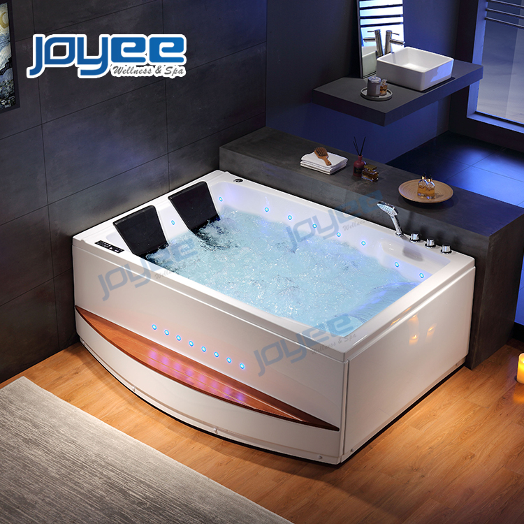 Joyee Luxury Bath Bathtub Spa Hot Tub Shower Combo Wooden Intex Whirlpool 2 Person China Indoor Jacuzzi Hot Tubs With Step Buy Spas And Hot Tubs Wooden Hot Tub Whirlpool Spa Tub Product