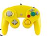 Yellow USB port