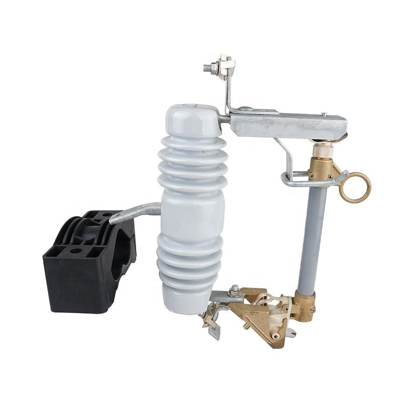 Высокое качество 12-33 кВ ограничитель стержень цены предохранитель высечка Электрический ограничитель забора