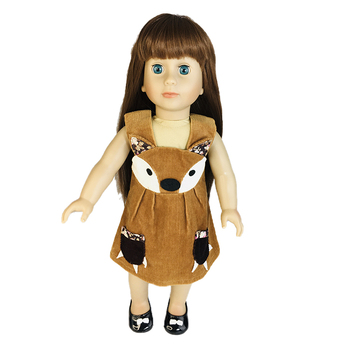 China Factory vinyl material cute loli 18 inch doll moving eyes