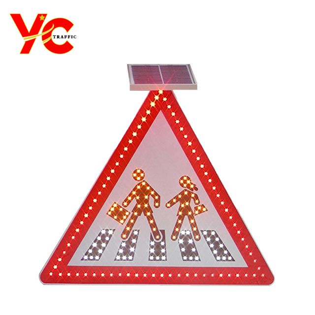 high quality top selling solar energy LED traffic light