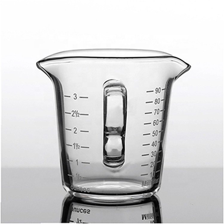 Best Spresso Coffee Ounce Cup Double Mouthed Glass Milk Measuring Cup Buy Glass Measuring Cup Glass Milk Cup Glass Cups Product On Alibaba Com