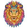 lion paper box