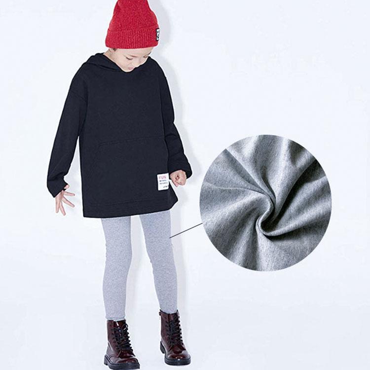 100% хлопковые базовые леггинсы облегающие брюки для активных девочек удобные детские штаны, леггинсы для девочек