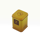 Wholesale High Quality Custom Decoration Cookie Big Biscuit Tin Box For Tea