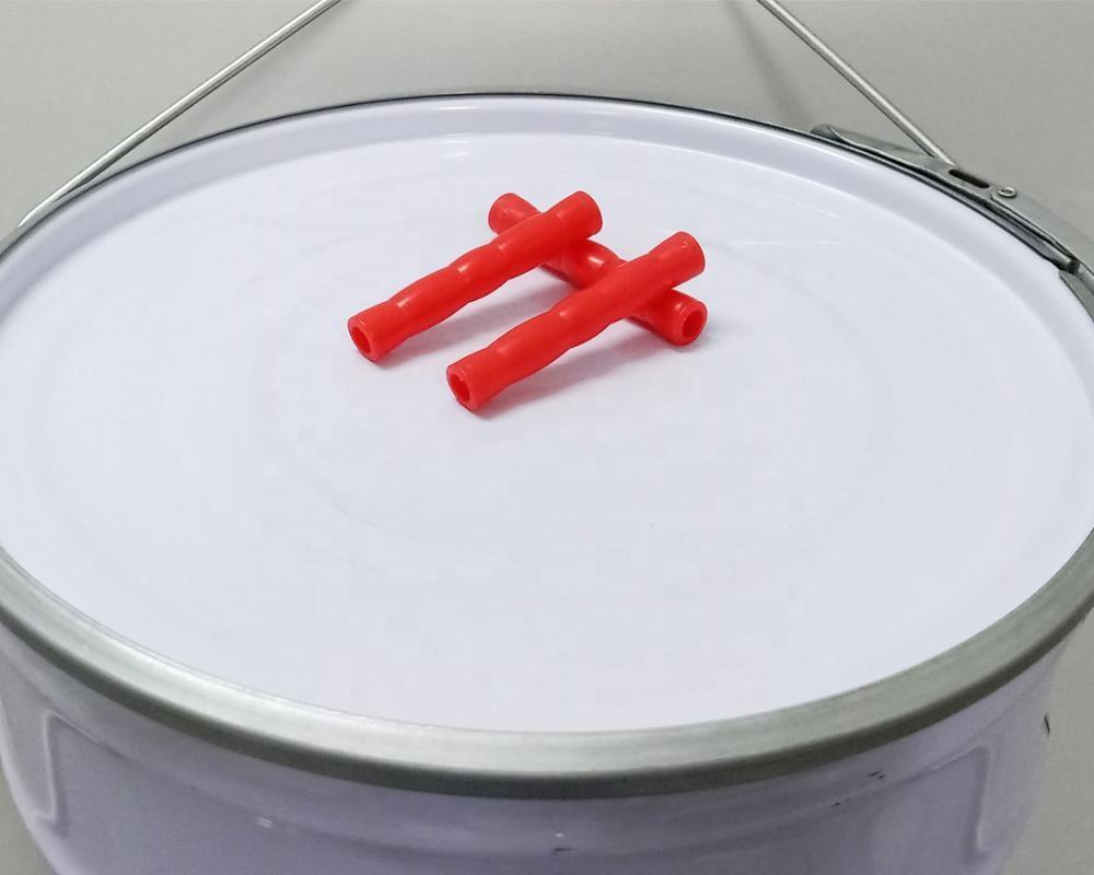Plastic handle for 25L 6.5gallon plastic paint pail bucket wholesale