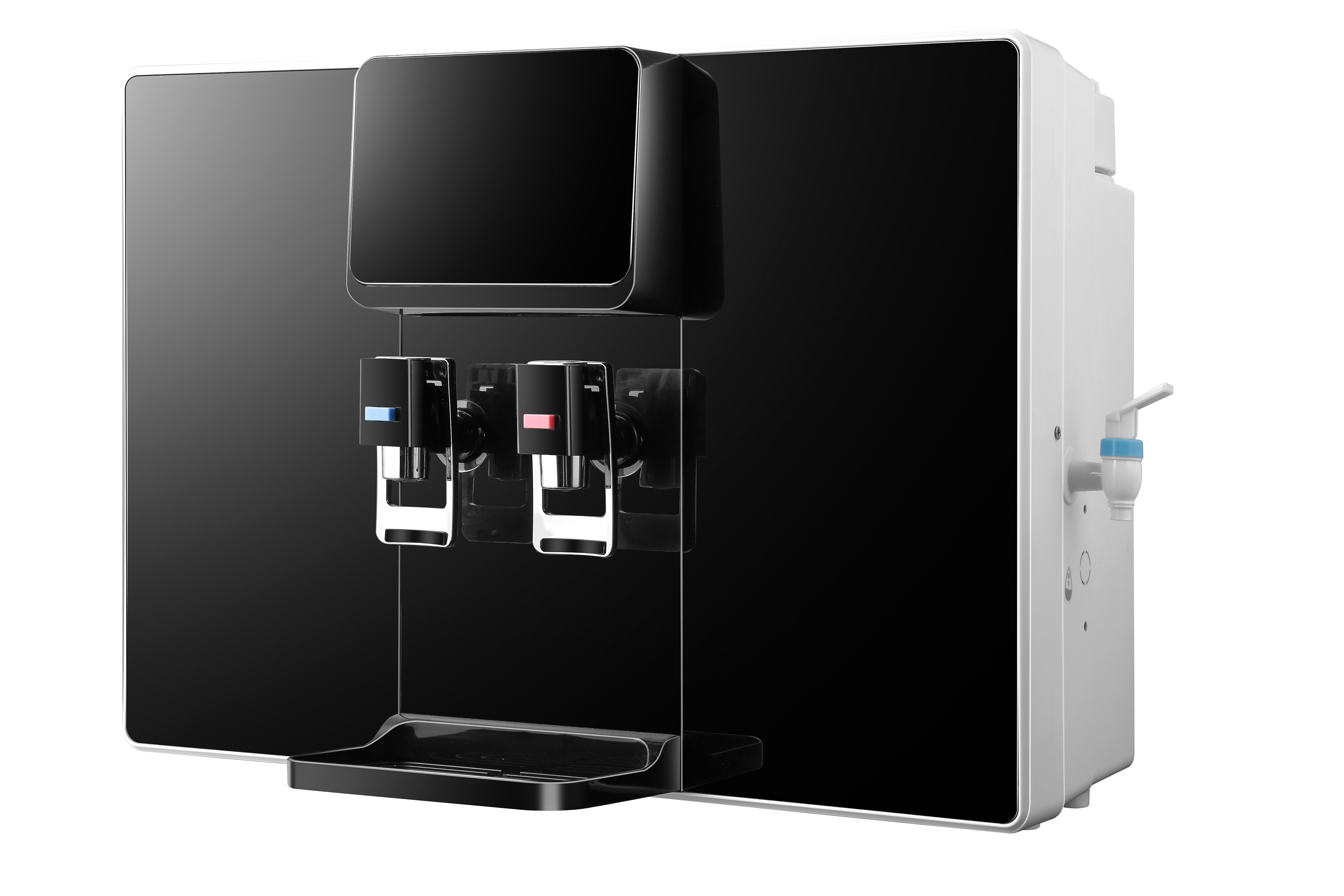 7 stage reverse osmosis water filter system with 75gpd ro system water filter heating and cooling