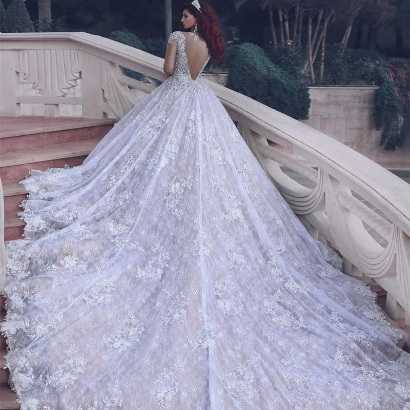 Wedding Dresses Turkey Istanbul China Guangzhou Manufacturer Turkey Ball Gowns Long Tail Ball Gown Wedding Dress For Women 2021
