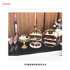 3-piece set delivery ceramic tray oil-absorbing paper