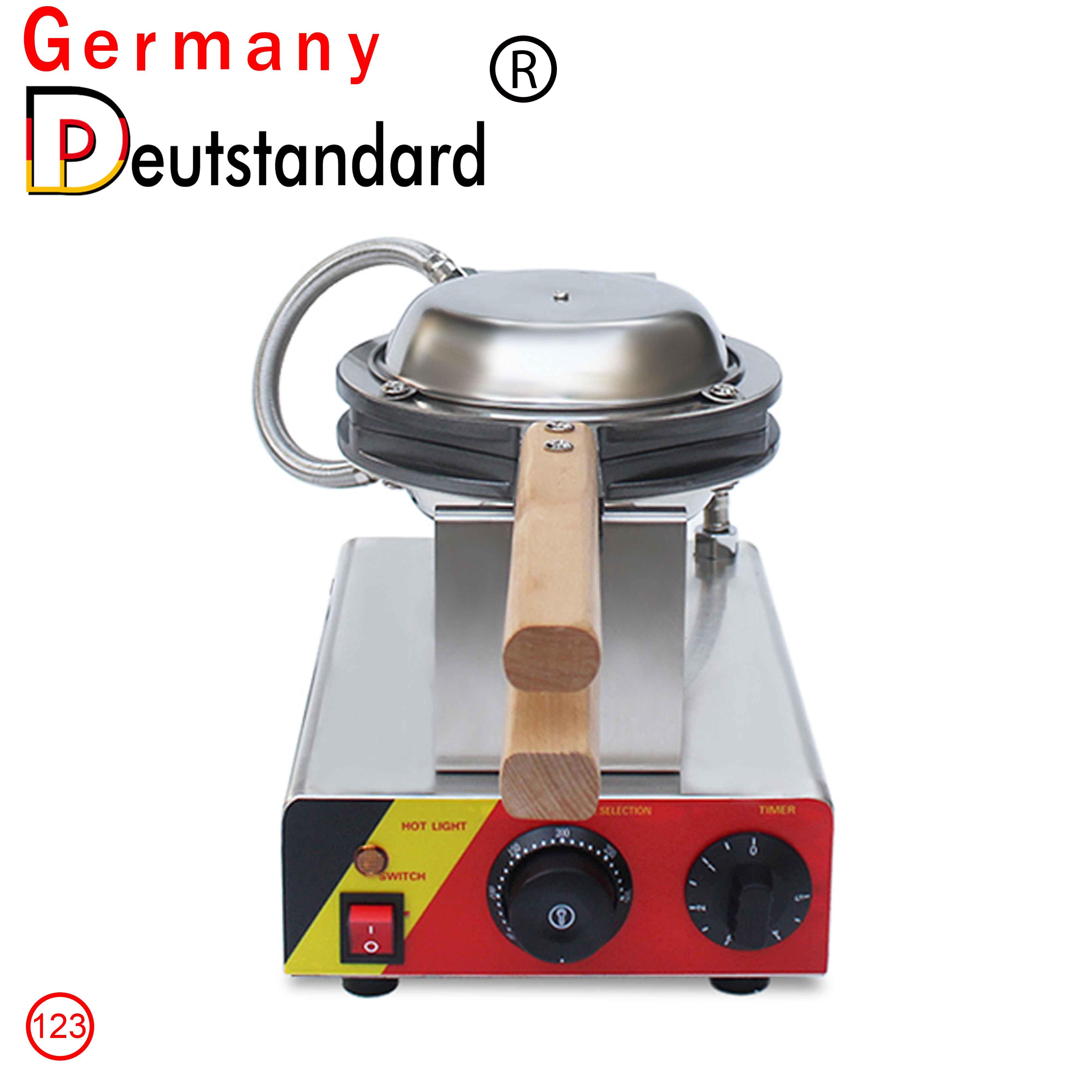 Коммерческая 110v 220V hong kong пузырчатые вафли машина вафельница