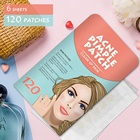 Pimple Acne Private Label Patch Mestre, Tratamento Local Acne, Hidrocolóide Acne Pontos
