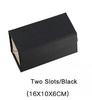 2 slots/black