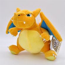 Серия Fit Pokemon плюшевые модели Peluche кукла Lugia Mewtwo Lucario Charizard Evee подарок на день рождения игрушка для детей 15 см(Китай)