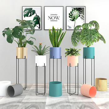 Flower Pot Mid Century Indoor Display Shelf Holder Rack Retro Rustic Classic Plant Stand Cheap Large Plastic Wooden Flower Pot
