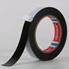 Bianco pellicola di colla nero
