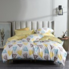 Cover Set Sheet Wholesale Embroidery Reversible Duvet Cover With Zipper
