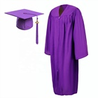 Bachelor Cap and Gown Graduation Factory Direct
