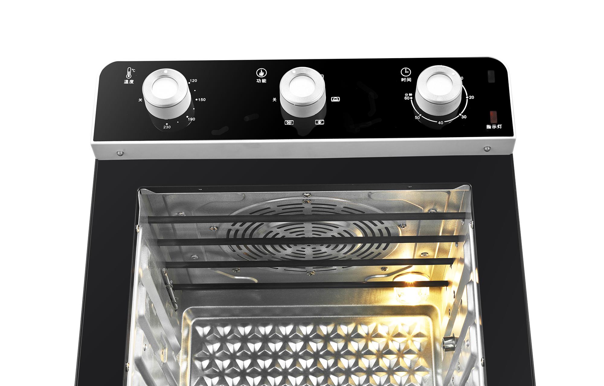 Многофункциональная духовка для фритюрницы, 1400 Вт, 20 л, CE, CB, RoHS
