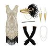 EY103 1920s dress 1
