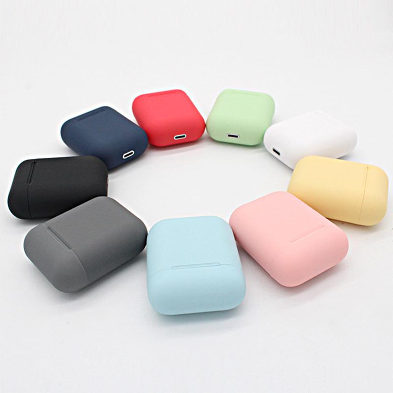 2020 Best Selling Cheap Music Handsfree Headphones Mini TWS i12 Ear Pods Earphone - idealBuds Earphone | idealBuds.net