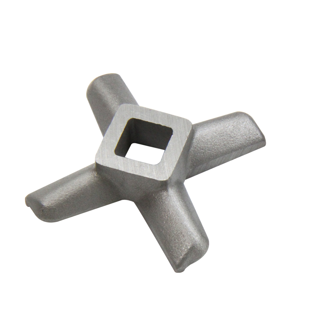 Meat Grinder Spare Parts #5 Blade Stainless Steel Mincer Knife 00629848 Spare Parts Replacement for Bosch MFW45020
