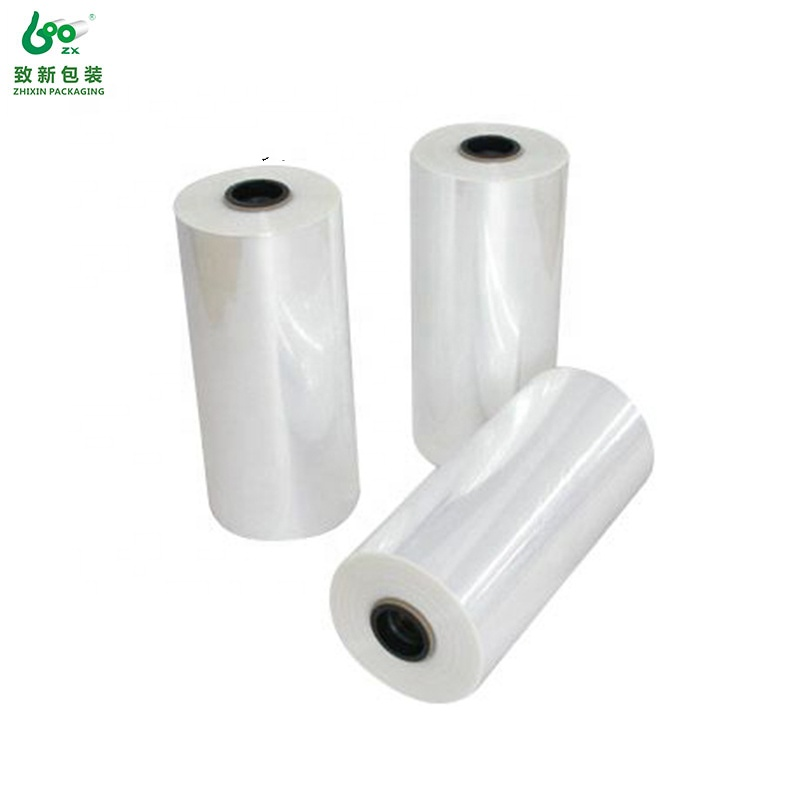 12 micron Plastic packaging hand pallet wrap stretch film